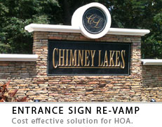 Sign Design and Fabrication featured sign project