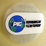 PIC Energy Group Lobby Display